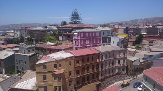 Hostal Newka Cerro Alegre