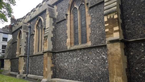 All Saints Church historic parish church of Kingston upon Thames Anglican Diocese of Southwark