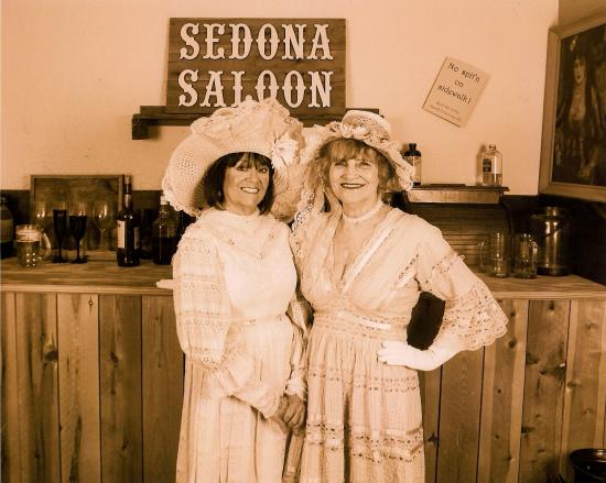 Sedona Olde Time Photos