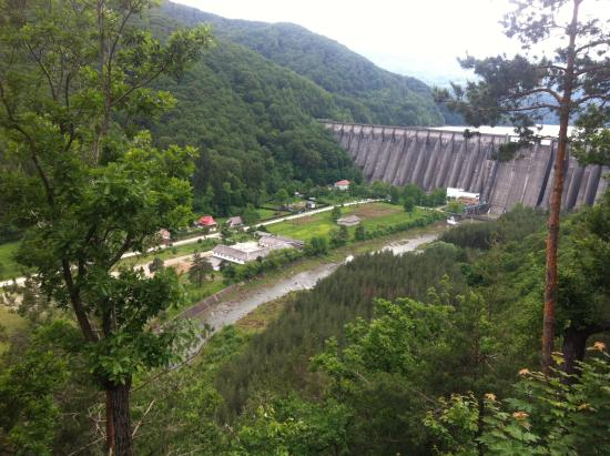 Darmanesti, Romania: Dam1