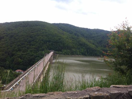 Darmanesti, Romania: Dam2