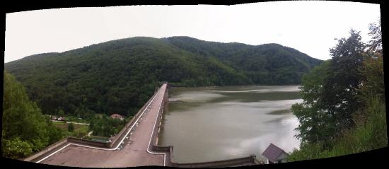 Darmanesti, Romania: Dam3