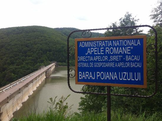 Darmanesti, Romania: Dam4