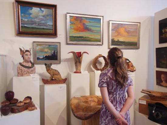 Lanesboro Arts: some of the amazing work here. All price points. emerging and experienced artist exceptional wor