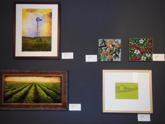 Lanesboro Arts: beautiful work.
