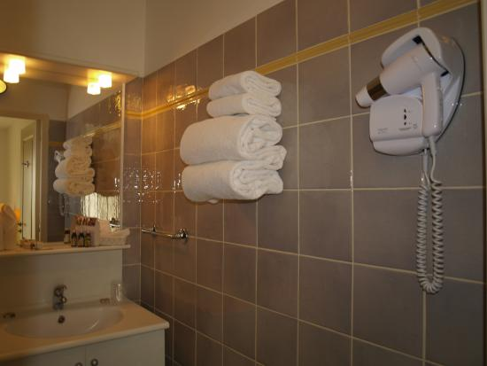 Hotel Terriciae: Salle de bain ou douche