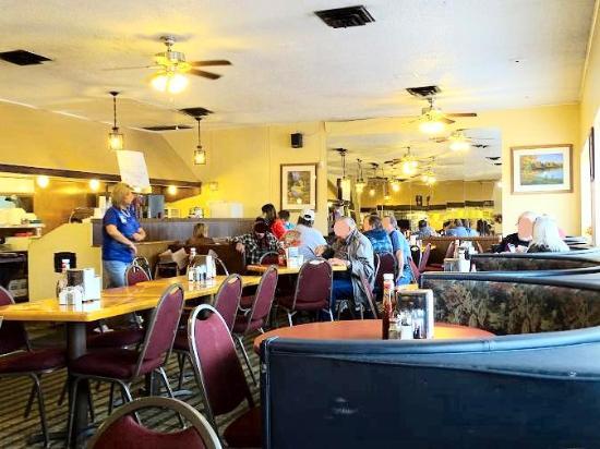 Newport, TN: inside