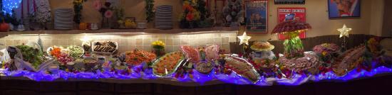 Le Petit Casino : Notre buffet