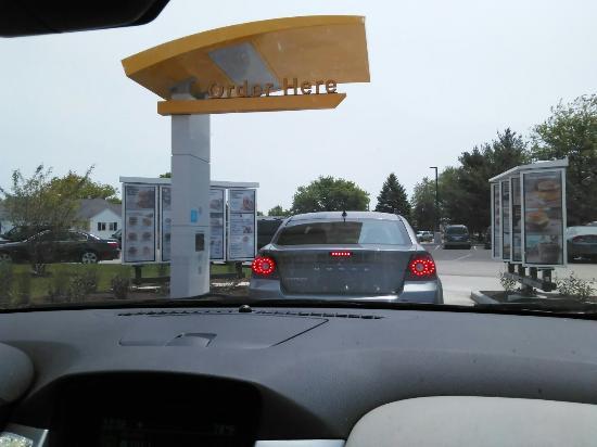 Rantoul, IL: McDonald's