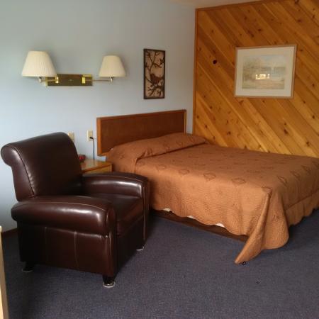 Ione, WA: Comfortable rooms