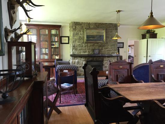 Oldcastle, Irland: Living room