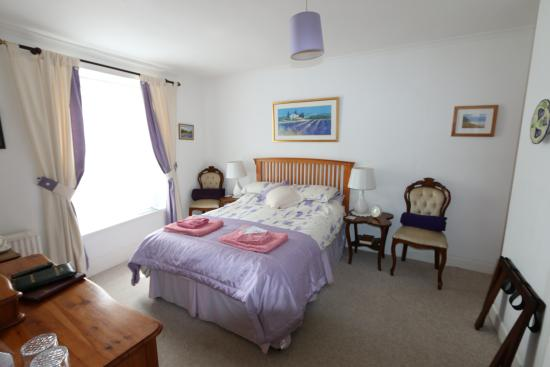 The Old Bakehouse: Elude double room