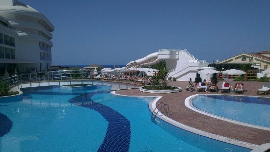 Laguna Beach Alya Resort Turkey