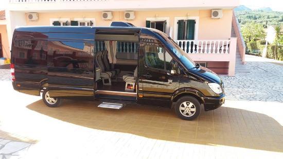 Corfu Minibus Services