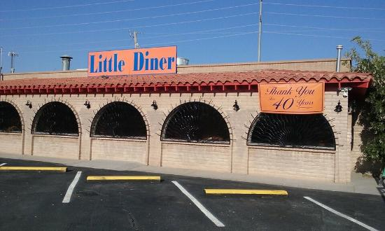 Little Diner: They have done a lot to update the place but the food remains the reason to go.