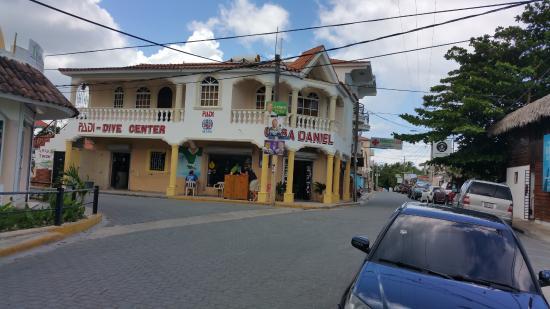 Bayahíbe, República Dominicana: die Tauchbasis