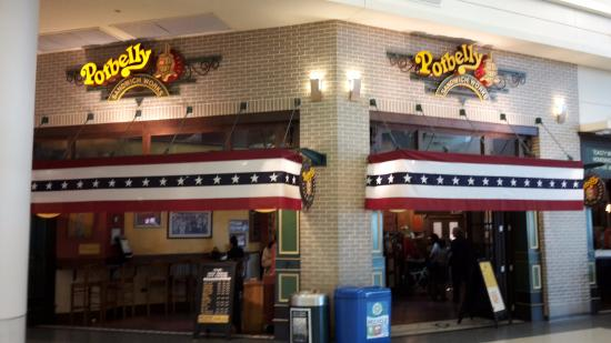 Restaurant Entrance Picture Of Potbelly Sandwich Works Chicago