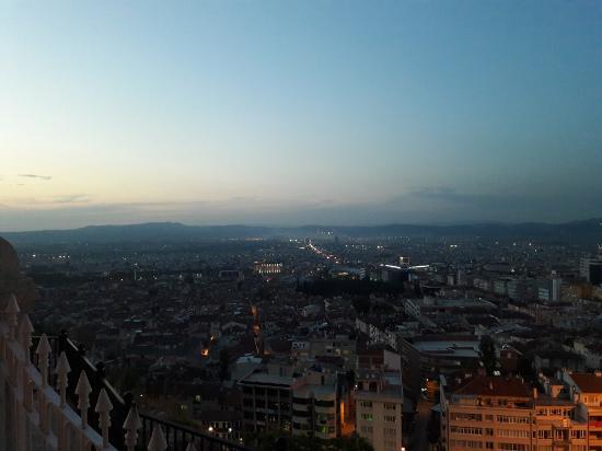 Osmangazi, Turki: Keyif terası