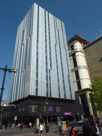 Premier Inn Glasgow City Centre Buchanan Galleries Hotel