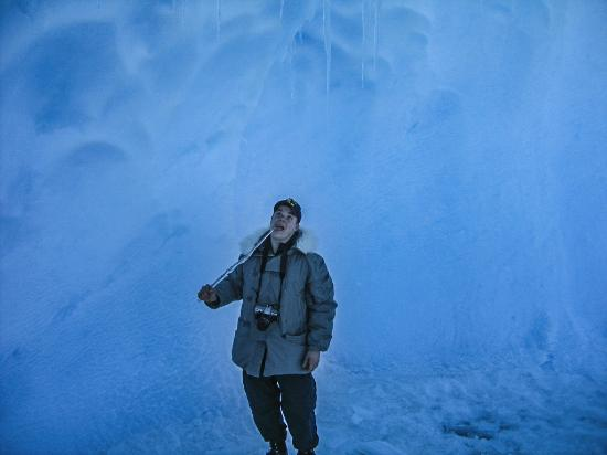 McMurdo Station: Ice Cave