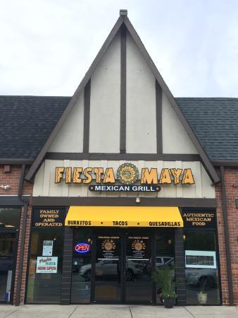 Fiesta Maya Mexican Grill