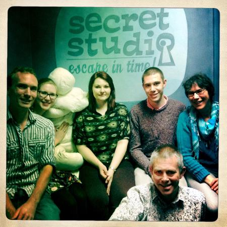 Escape kent 39 s visit to secret studio picture of secret studio london tripadvisor - Secret escapes london office ...