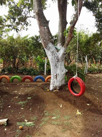San Marcos, Никарагуа: juegos infantiles