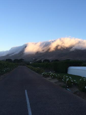 Tokai, Afrika Selatan: View.