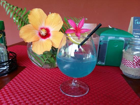 San Marcos, Nicaragua: cocktail