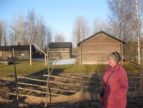 Elimaki, Finlandia: Общий вид усадьбы -музея под открытым небом