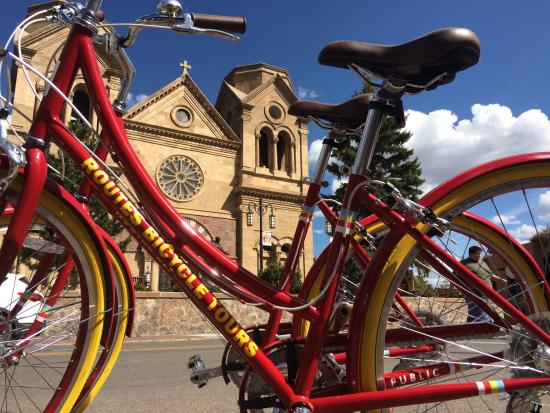 Routes Bicycle Tours of Santa Fe