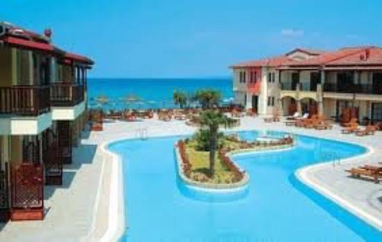 Anthemus Sea Beach Hotel & Spa Photo