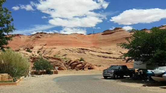 Page - Lake Powell Campground: TA_IMG_20160521_131228_large.jpg
