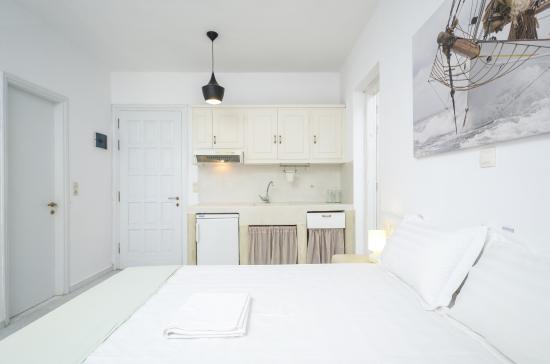 Diamantis Studios & Apartments : apartments Diamantis mikri vigla