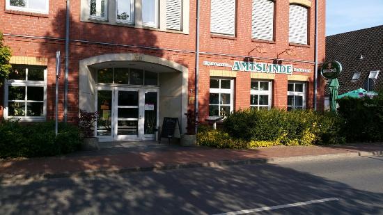 Osterholz-Scharmbeck, Alemania: Fisch und mehr