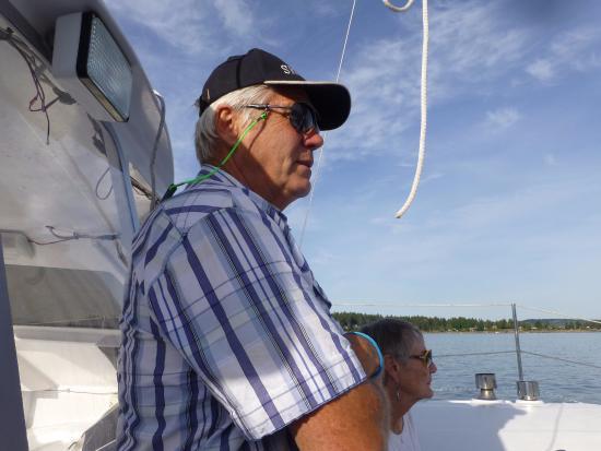 Nanaimo, Canadá: Captain Hans