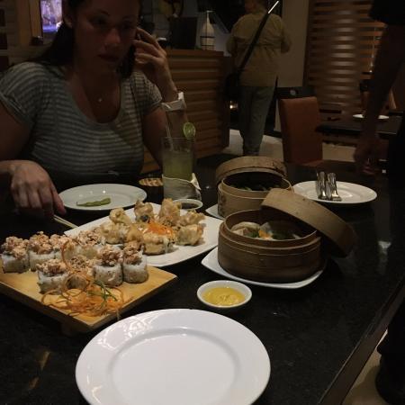 Bonsai Sushi : Entradas