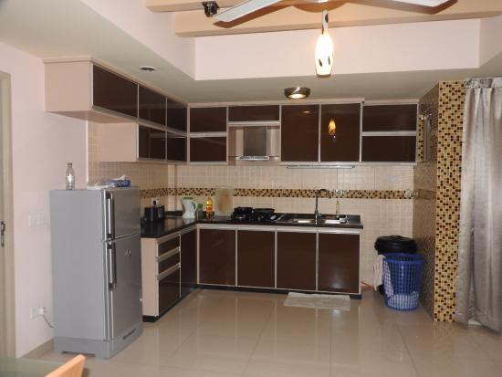 Palm View Tourist Guest House : Cocina comunitaria