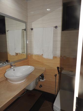 Palm View Tourist Guest House : Cuarto de baño de la habitación