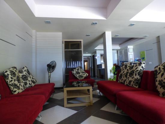 Palm View Tourist Guest House: Recepción