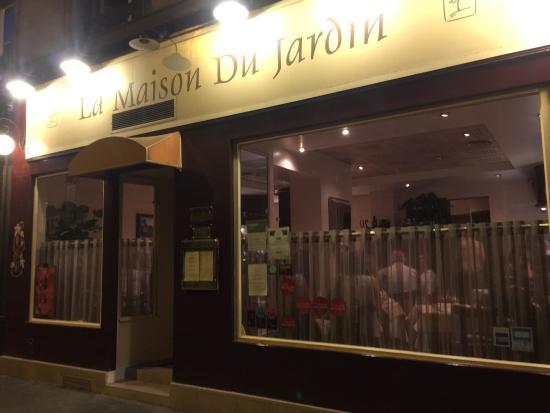 photo0.jpg - Picture of La Maison du Jardin, Paris - TripAdvisor