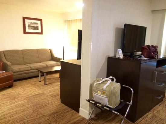 BEST WESTERN Pony Soldier Inn & Suites: New furniture and new lights!