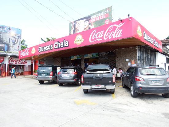Queso Chela, Capira, Panama Ouest, Pamana
