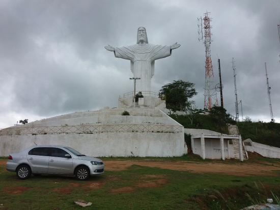 Palmeira Dos Indios, AL: Cristo do Goiti