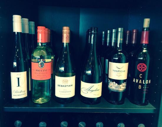 Hopkins, MN: Wine list