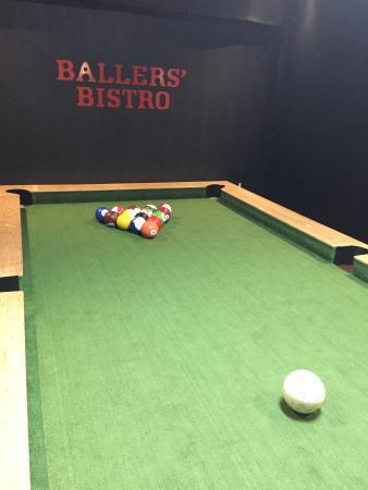 Baller's Bistro