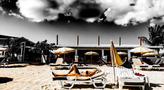 Baie Nettle, St. Maarten: Excellent place, very good memories