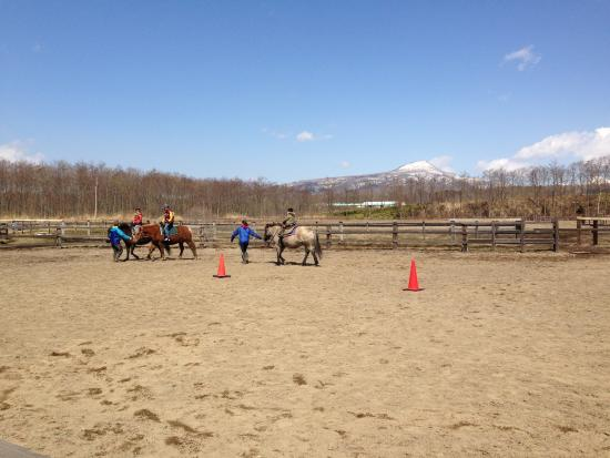 Noboribetsu Horse Park Yushun