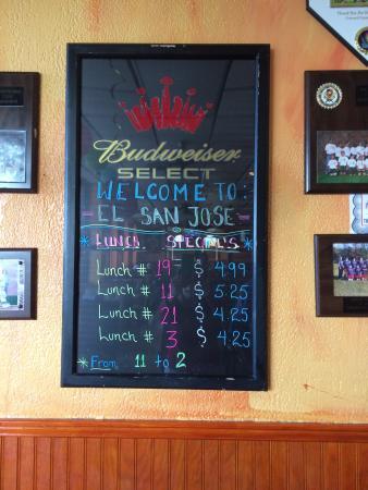 Lake City, Carolina del Sur: Pics of the restaurant.