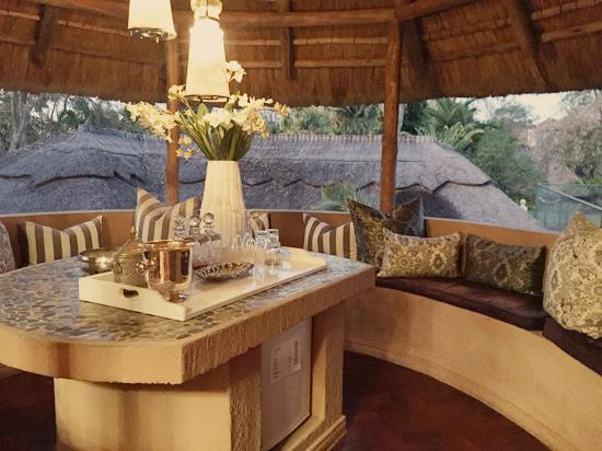 Amanzi Lodge: Seychelles Suite Balcony